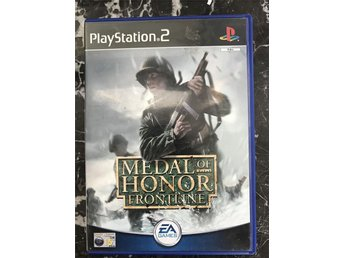 Medal of honor frontline play station 2 ps2 spel
