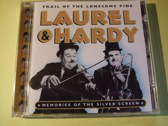 Laurel & Hardy - Trail Of The Lonesome Pine - 1998 - CD - Odensbacken - Laurel & Hardy - Trail Of The Lonesome Pine - 1998 - CD - Odensbacken