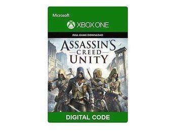 Assassins Creed Unity Xbox One Digital kod