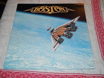 BOSTON--Third stage.    LP