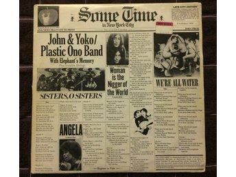 John Lennon/Yoko Ono: Some Time In New York (1972/UK Orig/2LP/Beatles) - Sollerön - John Lennon/Yoko Ono: Some Time In New York (1972/UK Orig/2LP/Beatles) - Sollerön