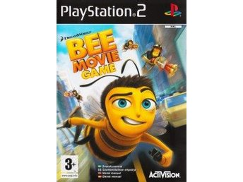 PS2 - Bee Movie Game (Beg)
