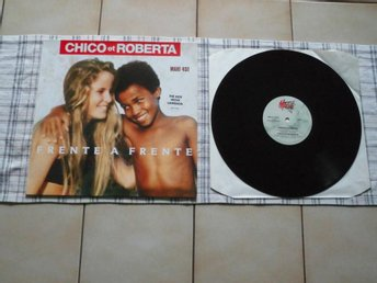 Chico et Roberta. Frente A Frente. Kids from Lambada. 1990