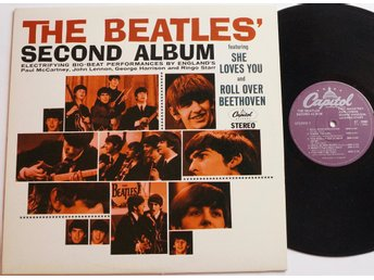** The Beatles ‎– The Beatles' Second Album **