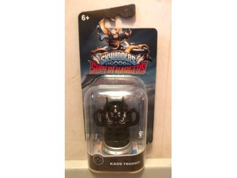 XBOX 360 Skylanders Superchargers KAOS Trophy Figur *Ny*