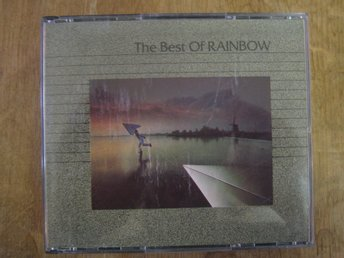 CD-skiva: Rainbow- The Best Of Rainbow(2-CD). Utgången!