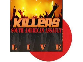 Paul Dianno's Killers -South American ass LP ex- Iron Maiden