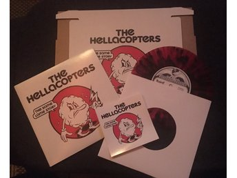 "The Hellacopters - The Same Lame Story 7"" box"
