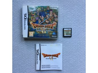 Dragon Quest VI - Realms of Reverie - Komplett