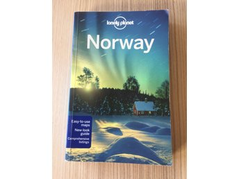 Lonely planet guidebok, Norge, norway