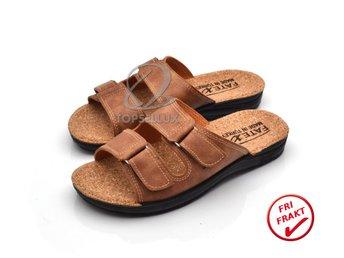 Sandaler herr arkiv   Foten