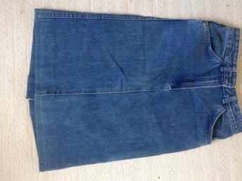 Kjol jeans Lee st 27 - Visby - Kjol jeans Lee st 27 - Visby