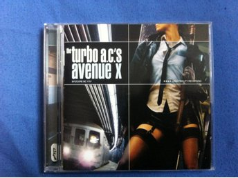 The Turbo A.C.'S - Avenue X CD