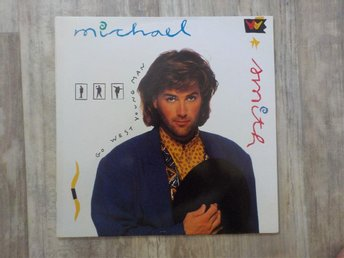 Michael W. Smith - Go West Young Man Lp