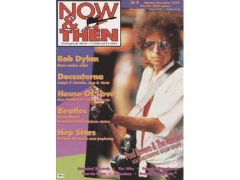 Now & Then Nr 8 - bl.a. Bob Dylan, Beatles, Docenterna, Paul Revere & The Raider