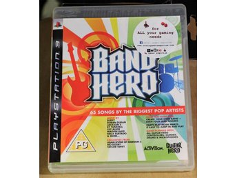 PS 3 spel Band Hero