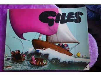 Giles, Sunday express & Daily Express, Cartoons, 14:e seriealbumet, sliten - Teckomatorp - Giles, Sunday express & Daily Express, Cartoons, 14:e seriealbumet, sliten - Teckomatorp