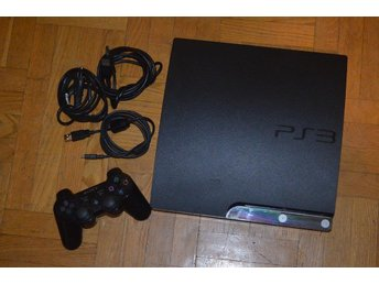 Playstation 3 Slim Ps3 320 gb