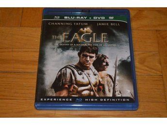 The Eagle ( Channing Tatum ) - 2-Disc Bluray Blu-Ray + DVD