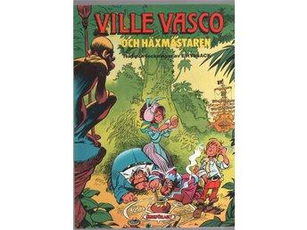 Ville Vasco - Ville Vasco och häxmästaren - Luleå - Ville Vasco - Ville Vasco och häxmästaren - Luleå