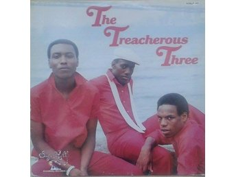 Treacherous Three title* The Treacherous Three*Electro,Hip Hop Golden 80's LP EU