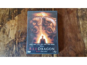 Red Dragon / Anthony Hopkins / Edward Norton / Ralph Fiennes / DVD / 2002