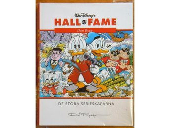 ** HALL of FAME  : Nr 1    ( Don Rosa  1 )   **