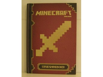Minecraft stridshandboken.