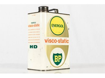 BP Energol Visco-static plåtdunk 5L