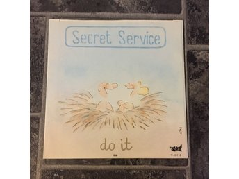 "SECRET SERVICE - DO IT. (MVG 7"")"