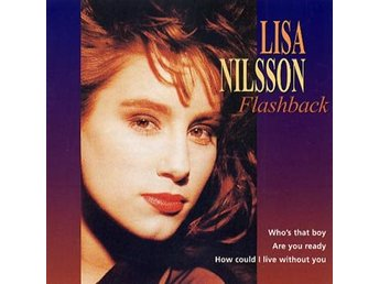 Nilsson Lisa: Flashback 1989-90 (CD)