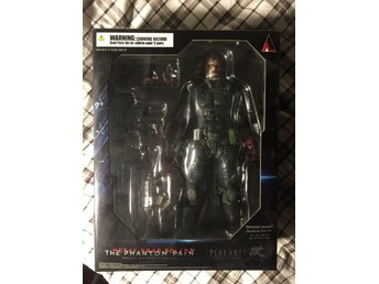 Metal Gear Solid V: Phantom Pain Venom Snake Figur