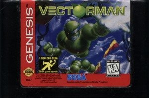 Vectorman (USA) (Beg)