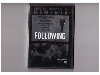 Following (1998) (Christopher Nolan)