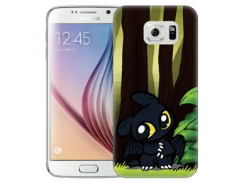 Samsung Galaxy S6 Skal Dragon Hatchling