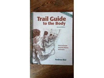 Trail guide to the body (s.340). Andrew Biel.