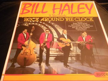 bill haley & the comets rock around the clock lp