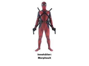 Deadpool Halloween / maskerad