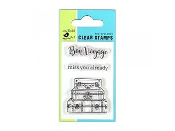Clearstamps Bon Voyage