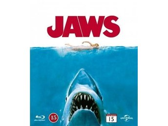 Hajen - Jaws (Blu-ray + Digital Copy) (2-disc)