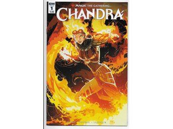 Magic The Gathering: Chandra # 1 NM Ny Import