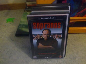 SOPRANOS FIRST SEASON  EPISODE 1-3