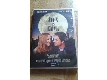Alex & Emma DVD Kate Hudson, Luke Wilson - Kumla - Alex & Emma DVD Kate Hudson, Luke Wilson - Kumla