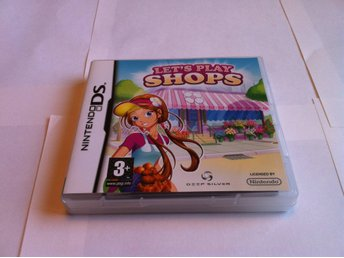 NDS: Let's Play Shops