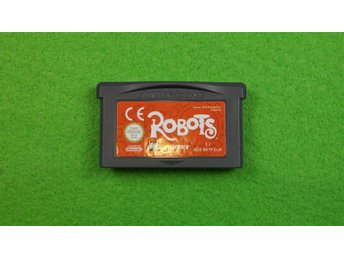Robots GBA Gameboy Advance