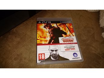 PS3 SPEL - RAINBOW SIX VEGAS / SPLINTER CELL DOUBLE AGENT - Norrtälje - PS3 SPEL - RAINBOW SIX VEGAS / SPLINTER CELL DOUBLE AGENT - Norrtälje