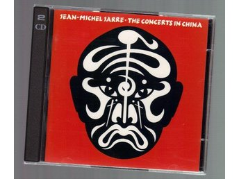Jean-Michel Jarre The concerts in China (2 CD) Electronic