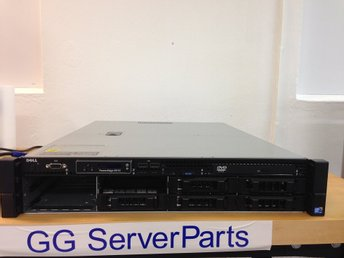 Dell Poweredge R510 2x E5620 32GB PERC 6 iDrac6 2xPSU W2008 R2 EE Rackskenor