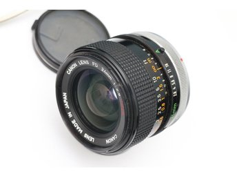 Canon FD 24mm 1:2.8 S.S.C.