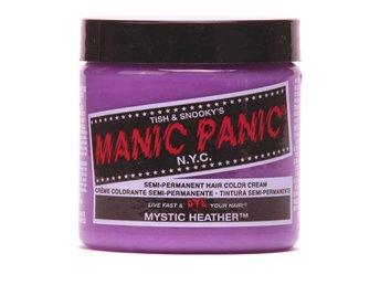 Manic Panic Hårfärg Semipermanent Mystic Heather Snabb Leverans - Varberg - Manic Panic Hårfärg Semipermanent Mystic Heather Snabb Leverans - Varberg